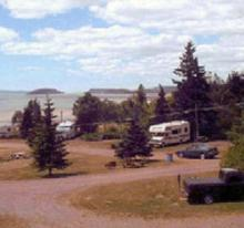 Bay Of Fundy Camping >> Glooscap RV Park & Campground | Camping Select